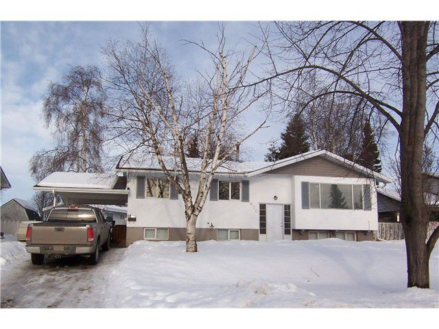 """Main Photo: 870 WARREN Avenue in Prince George: Spruceland House for sale in """"SPRUCELAND"""" (PG City West (Zone 71))  : MLS®# N241939"""