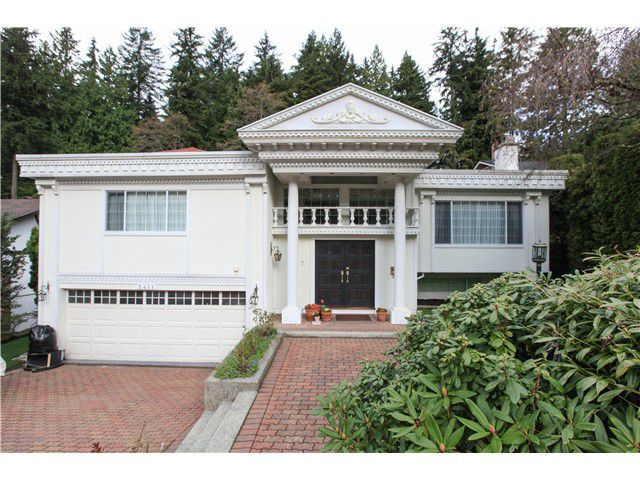 Main Photo: 5411 CLIFFRIDGE Avenue in North Vancouver: Canyon Heights NV House for sale : MLS®# V1112322