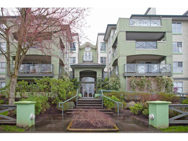 """Main Photo: 312 20110 MICHAUD Crescent in Langley: Langley City Condo for sale in """"REGENCY TERRACE"""" : MLS®# R2047441"""