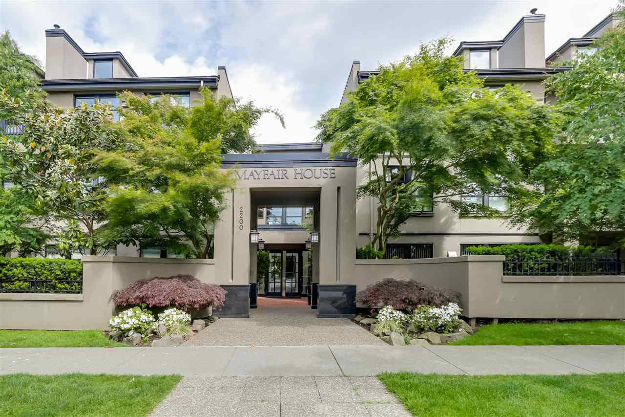 Main Photo: 217 2200 HIGHBURY Street in Vancouver: Point Grey Condo for sale (Vancouver West)  : MLS®# R2071840