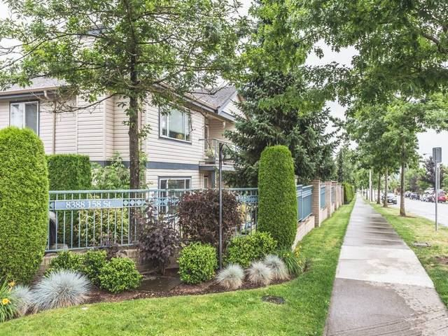 "Main Photo: 4 8388 158 Street in Surrey: Fleetwood Tynehead Townhouse for sale in ""SUMMERFIELD"" : MLS®# R2078252"