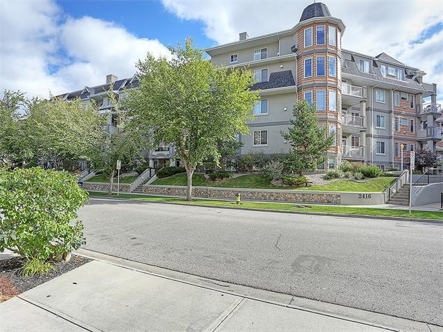 Main Photo: 304 2416 ERLTON Street SW in Calgary: Erlton Condo for sale : MLS®# C4082399