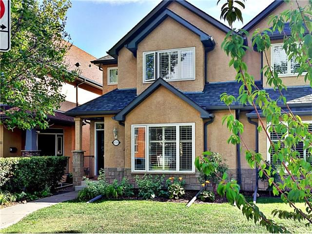 Main Photo: 1713 8 Avenue NW in Calgary: Hillhurst House for sale : MLS®# C4093278