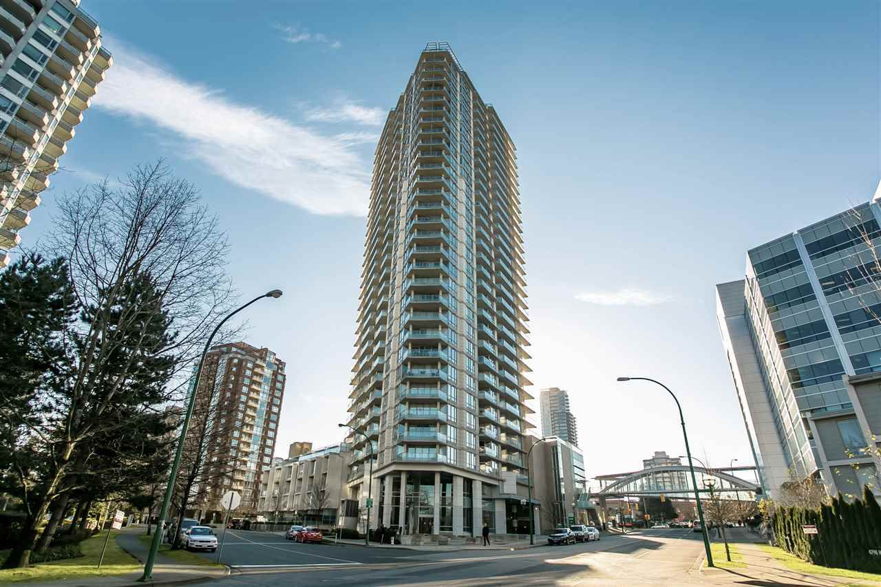 "Main Photo: 3203 4808 HAZEL Street in Burnaby: Forest Glen BS Condo for sale in ""Centrepoint Metrotown"" (Burnaby South)  : MLS®# R2148283"