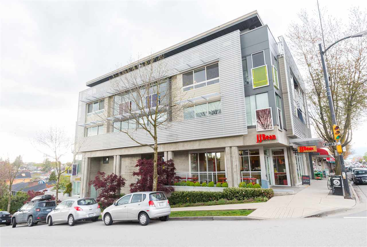 """Main Photo: PH1 683 E 27TH Avenue in Vancouver: Fraser VE Condo for sale in """"NOW DEVELOPMENTS"""" (Vancouver East)  : MLS®# R2162222"""