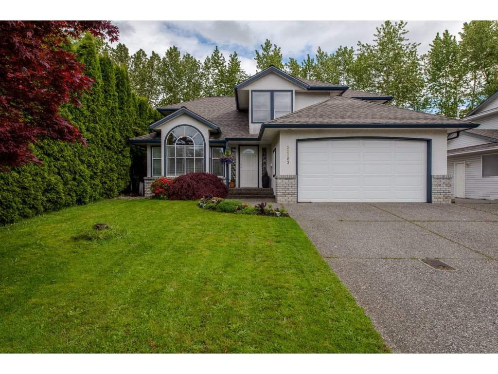 Main Photo: 32283 CLINTON Avenue in Abbotsford: Abbotsford West House for sale : MLS®# R2166278