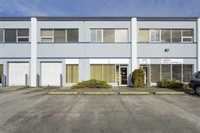 Main Photo: 103 11860 Hammersmith Way in Richmond: Gilmore Industrial for sale : MLS®# C8011542