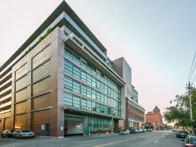 Main Photo: 733 90 Broadview Avenue in Toronto: South Riverdale Condo for sale (Toronto E01)  : MLS®# E3926308