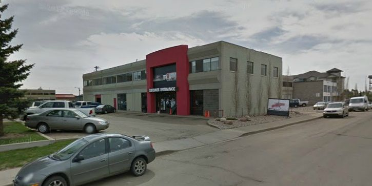 Main Photo: 10015 168 Street in Edmonton: Zone 22 Office for lease : MLS®# E4129355