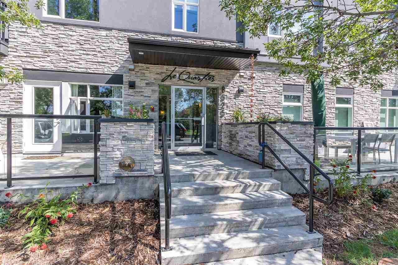 Main Photo: 401 8525 91 Street in Edmonton: Zone 18 Condo for sale : MLS®# E4129695
