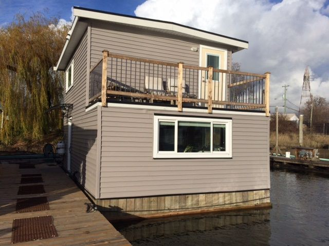 "Main Photo: 5 23080 DYKE Road in Richmond: Hamilton RI House for sale in ""HIGHWATER MARINA"" : MLS®# R2324567"