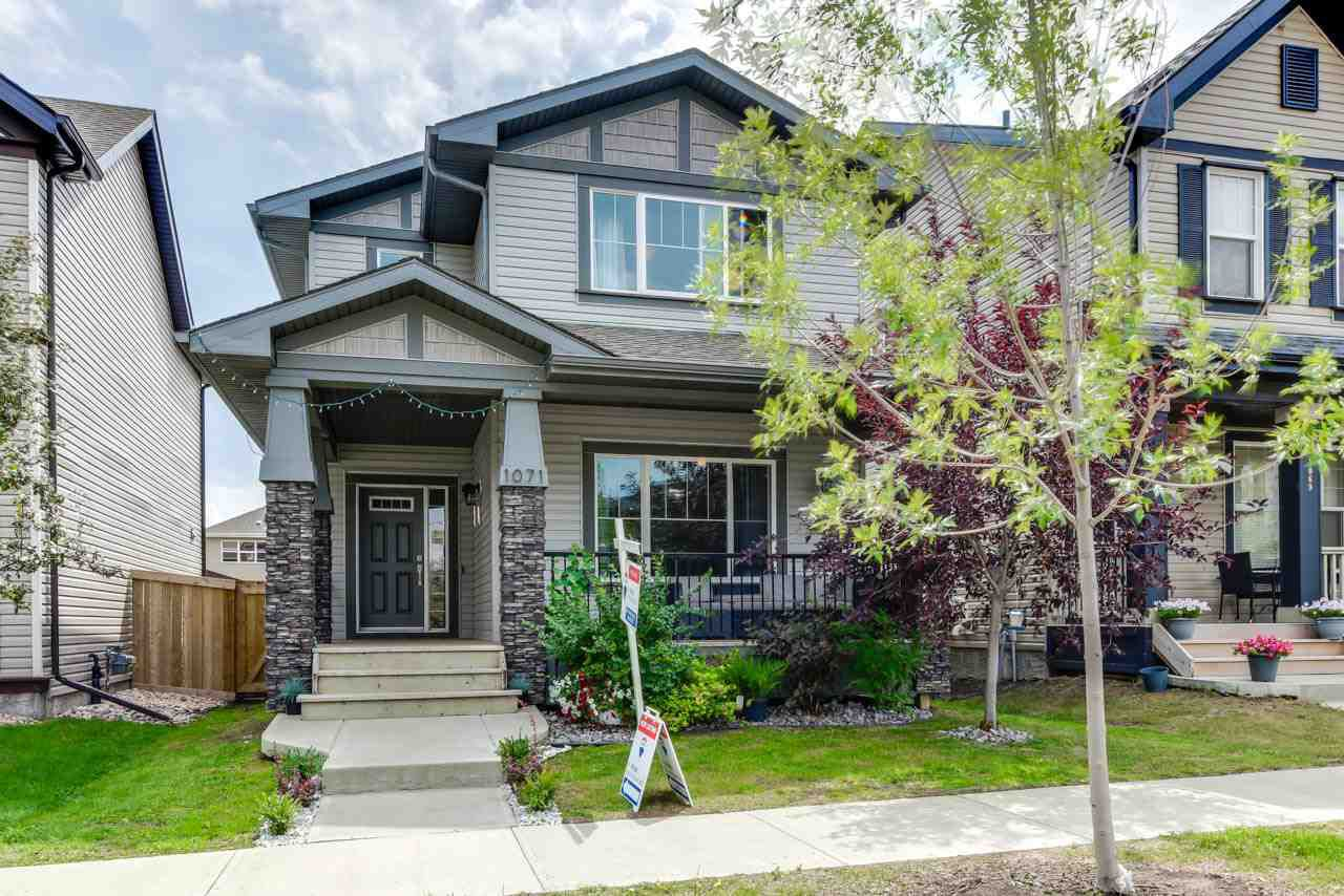 Main Photo: 1071 MCCONACHIE Boulevard in Edmonton: Zone 03 House for sale : MLS®# E4137286