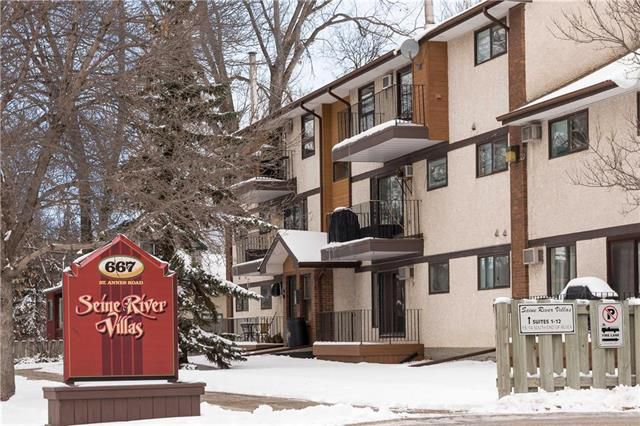 Main Photo: 8 667 St Anne's Road in Winnipeg: River Park South Condominium for sale (2E)  : MLS®# 1831078
