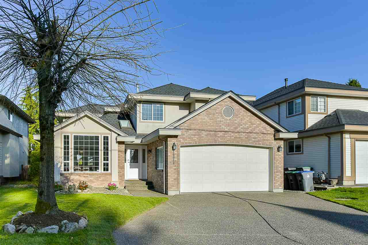 """Main Photo: 10916 157 Street in Surrey: Fraser Heights House for sale in """"Fraser Heights"""" (North Surrey)  : MLS®# R2356328"""