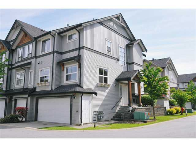 "Main Photo: 55 1055 RIVERWOOD Gate in Port Coquitlam: Riverwood Townhouse for sale in ""MOUNTAIN VIEW ESTATES"" : MLS®# V888731"