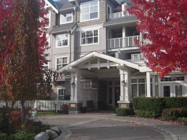 """Main Photo: 412 960 LYNN VALLEY Road in North Vancouver: Lynn Valley Condo for sale in """"Balmoral House"""" : MLS®# V918881"""