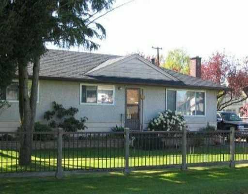 "Main Photo: 9051 DESMOND RD in Richmond: Seafair House for sale in ""SEAFAIR"" : MLS®# V534462"