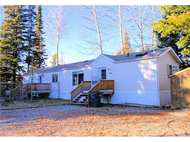 Photo 1: Photos: 7605 RUBY Crescent in Prince George: Emerald Manufactured Home for sale (PG City North (Zone 73))  : MLS®# N240987