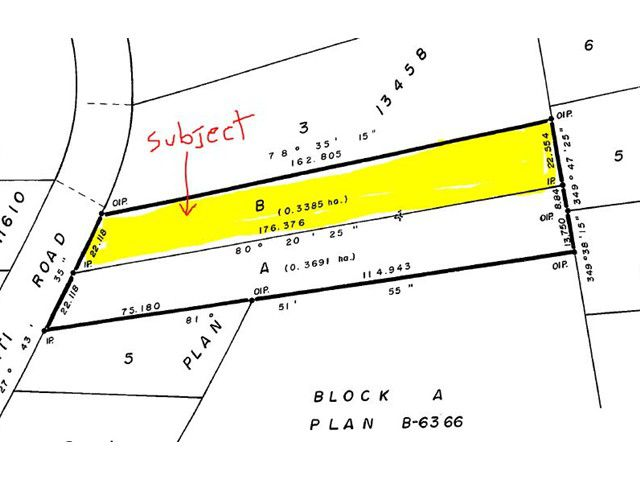 """Main Photo: 2967 MINOTTI Drive in Prince George: Hart Highway Land for sale in """"MINOTTI DRIVE"""" (PG City North (Zone 73))  : MLS®# N242893"""