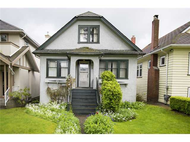 Main Photo: 769 W 26TH Avenue in Vancouver: Cambie House for sale (Vancouver West)  : MLS®# V1119087