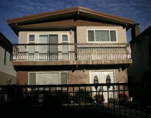Main Photo: 5776 LANCASTER ST in Vancouver: Killarney VE House for sale (Vancouver East)  : MLS®# V613931