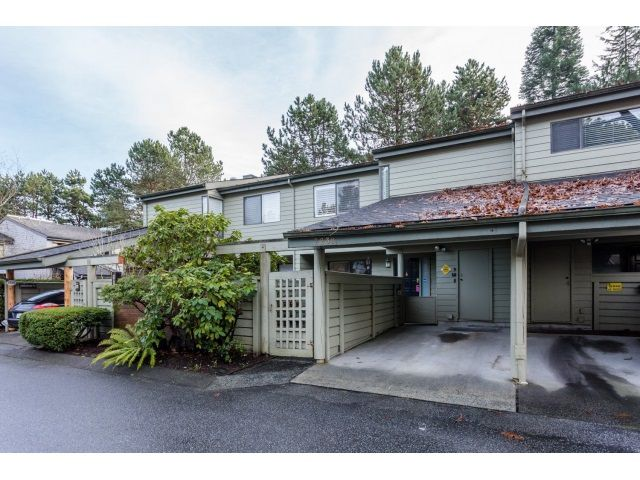 Main Photo: 2238 MCBAIN Avenue in Vancouver: Quilchena Townhouse for sale (Vancouver West)  : MLS®# R2022948