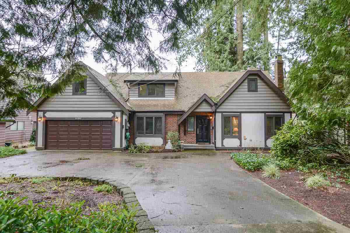 Main Photo: 21341 124 Avenue in Maple Ridge: West Central House for sale : MLS®# R2096539