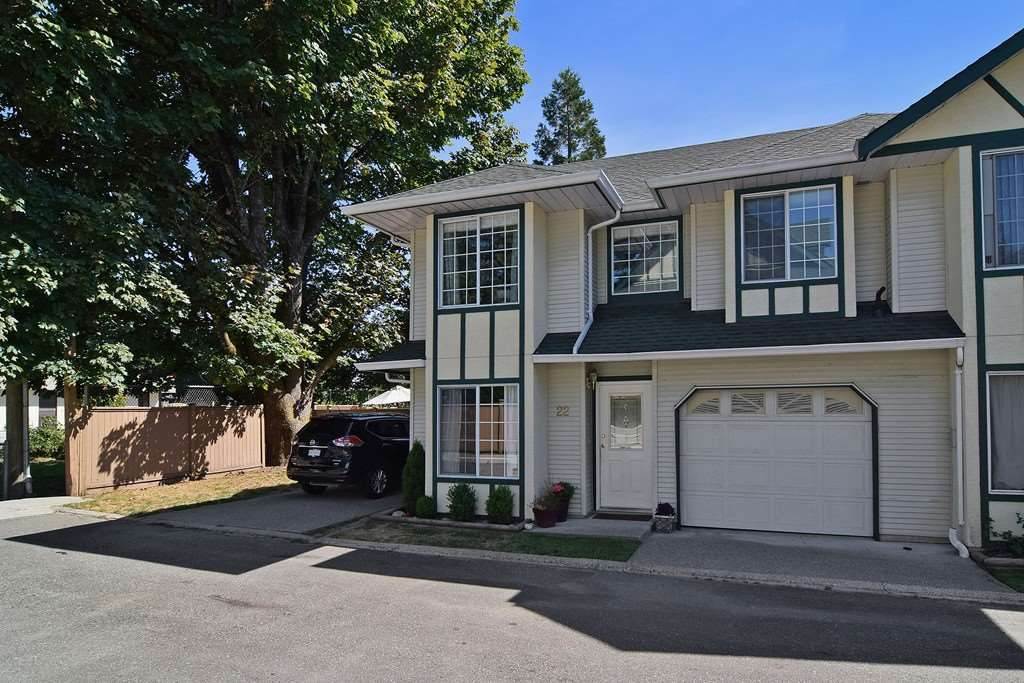 Main Photo: 22 21409 DEWDNEY TRUNK ROAD in : West Central Townhouse for sale : MLS®# R2102797
