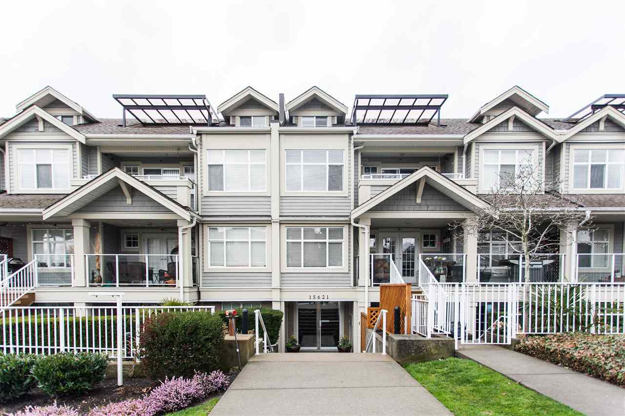 "Main Photo: 104 15621 MARINE Drive: White Rock Condo for sale in ""PACIFIC POINT"" (South Surrey White Rock)  : MLS®# R2146041"