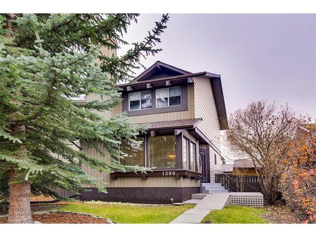 Main Photo: BERKLEY DR NW in Calgary: Beddington Heights House for sale