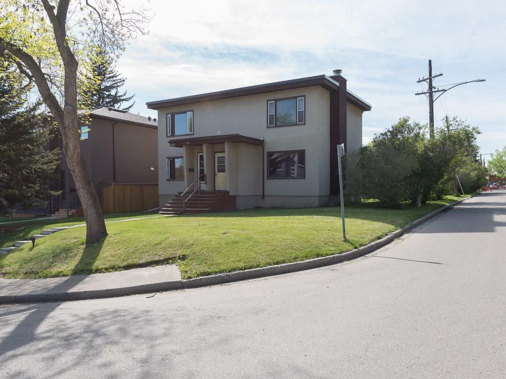 Main Photo: 923 36A Street NW in Calgary: Parkdale House for sale : MLS®# C4117421