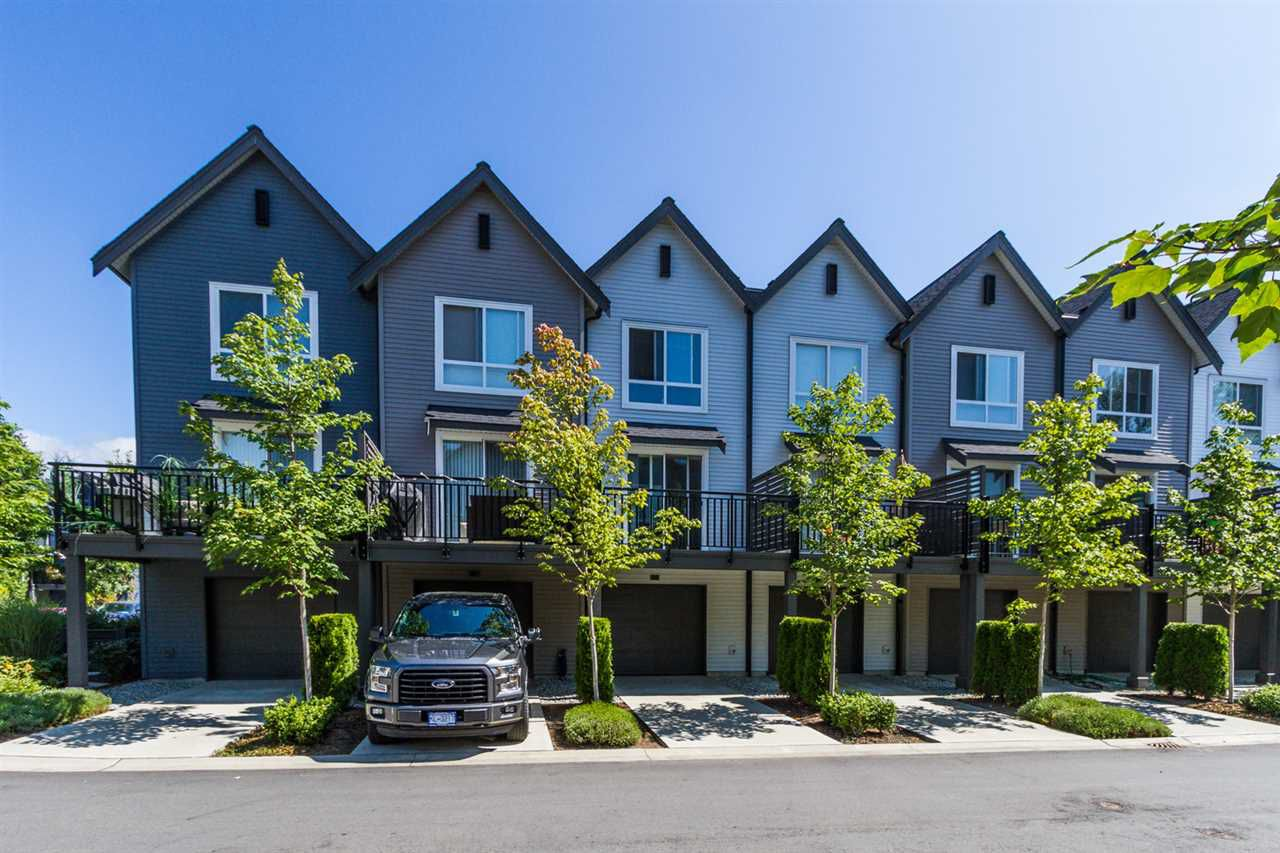 """Main Photo: 39 2310 RANGER Lane in Port Coquitlam: Riverwood Townhouse for sale in """"FREEMONT BLUE"""" : MLS®# R2183988"""