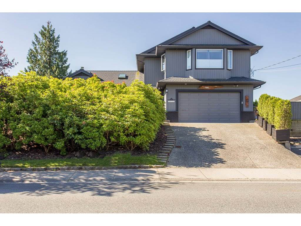 Main Photo: 32502 BEST Avenue in Mission: Mission BC House for sale : MLS®# R2190151