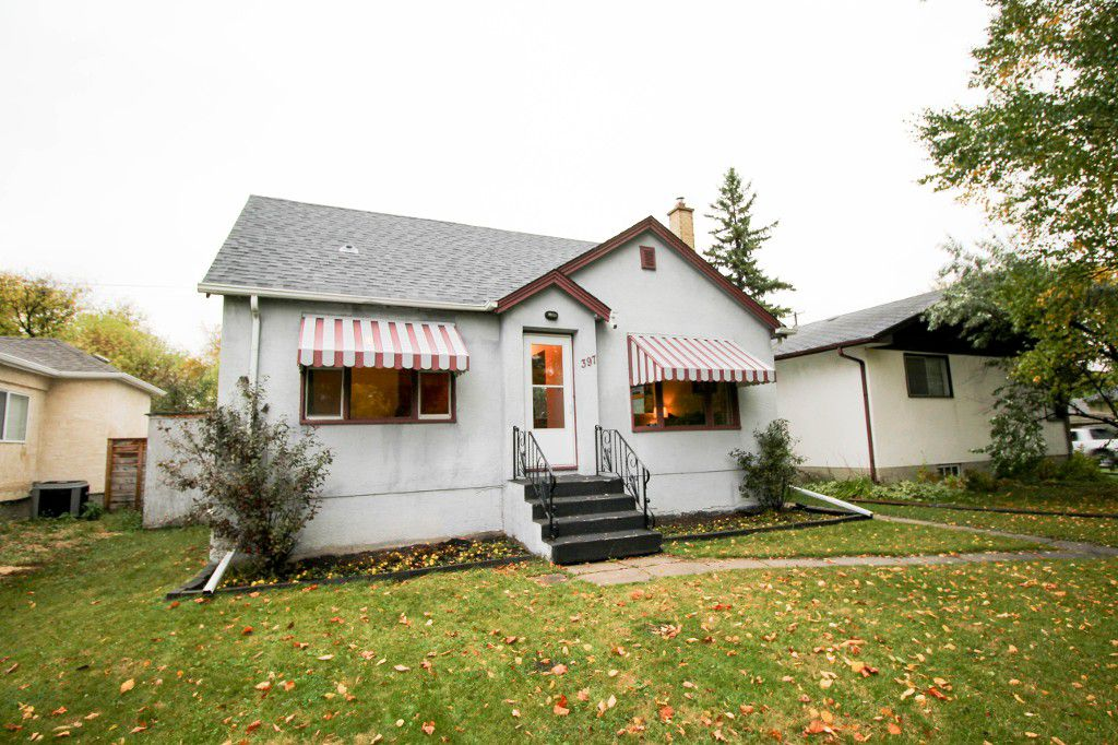 Main Photo: 4 bedroom home for sale in North Kildonan!