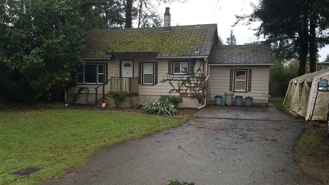 Main Photo: 1880 JACKSON Street in Abbotsford: Central Abbotsford House for sale : MLS®# R2234388