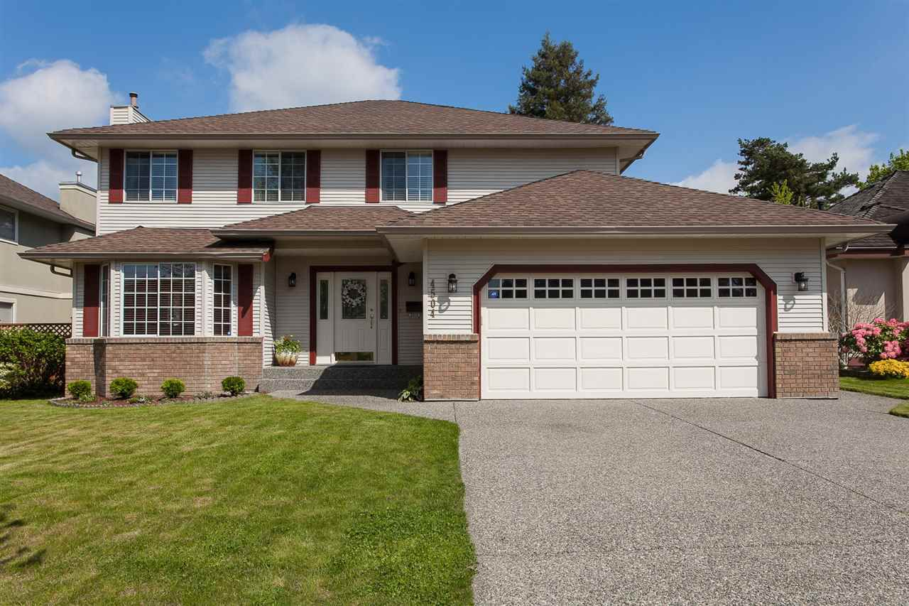 """Main Photo: 4504 217A Street in Langley: Murrayville House for sale in """"Upper Murrayville"""" : MLS®# R2263918"""