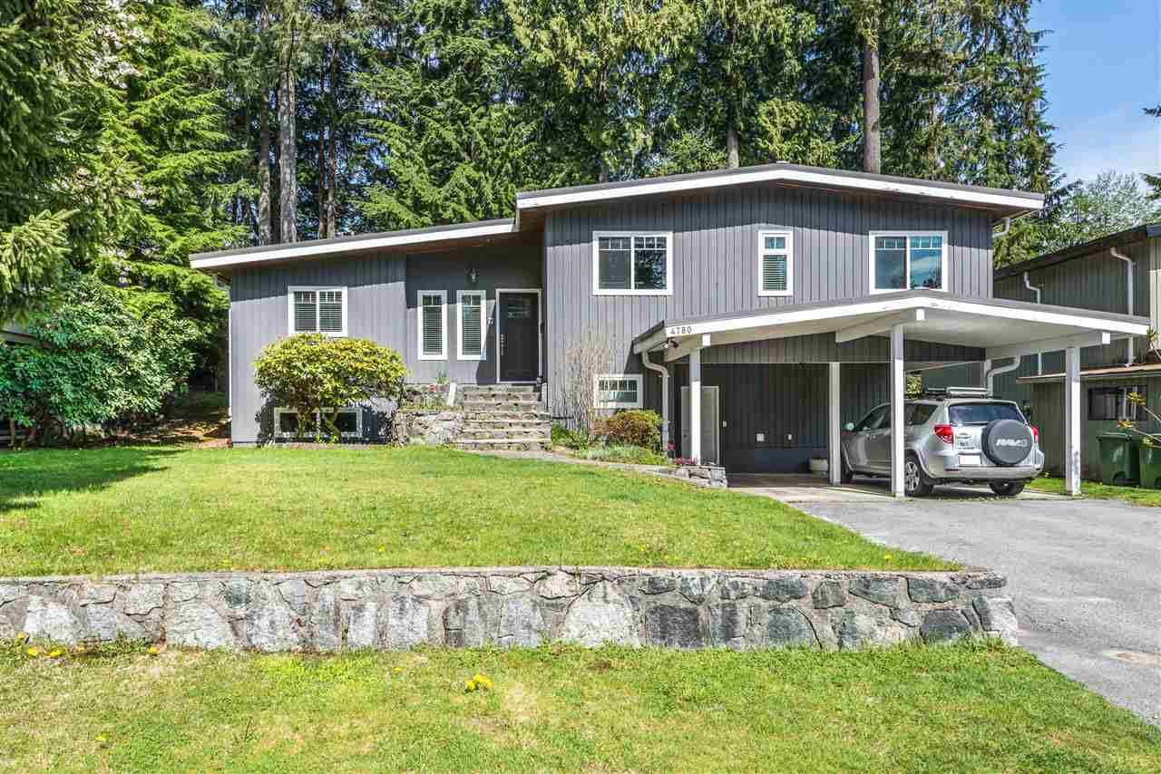 Main Photo: 4780 HOSKINS Road in North Vancouver: Lynn Valley House for sale : MLS®# R2264998