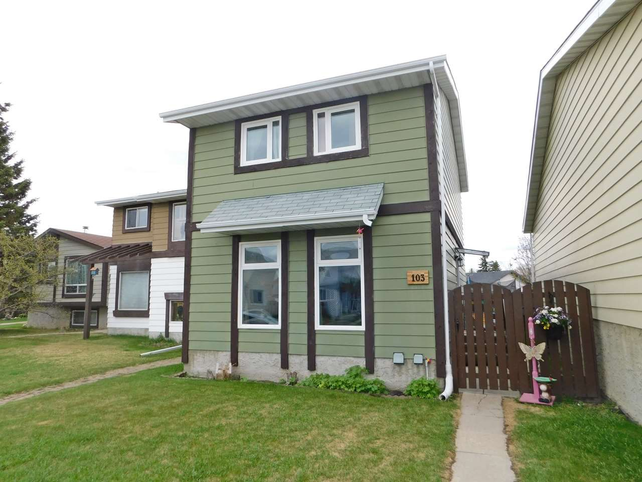 Main Photo: 103 Birch Drive: Gibbons House for sale : MLS®# E4149260