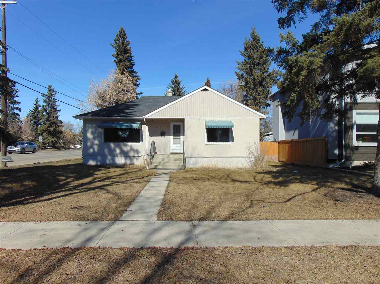 Main Photo: 14038 106 Avenue NW in Edmonton: Zone 11 Vacant Lot for sale : MLS®# E4149754