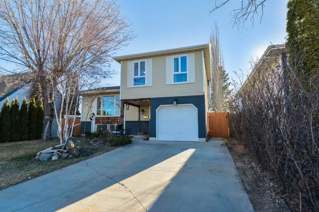 Main Photo: 9 GREYSTONE Drive: Spruce Grove House for sale : MLS®# E4151181