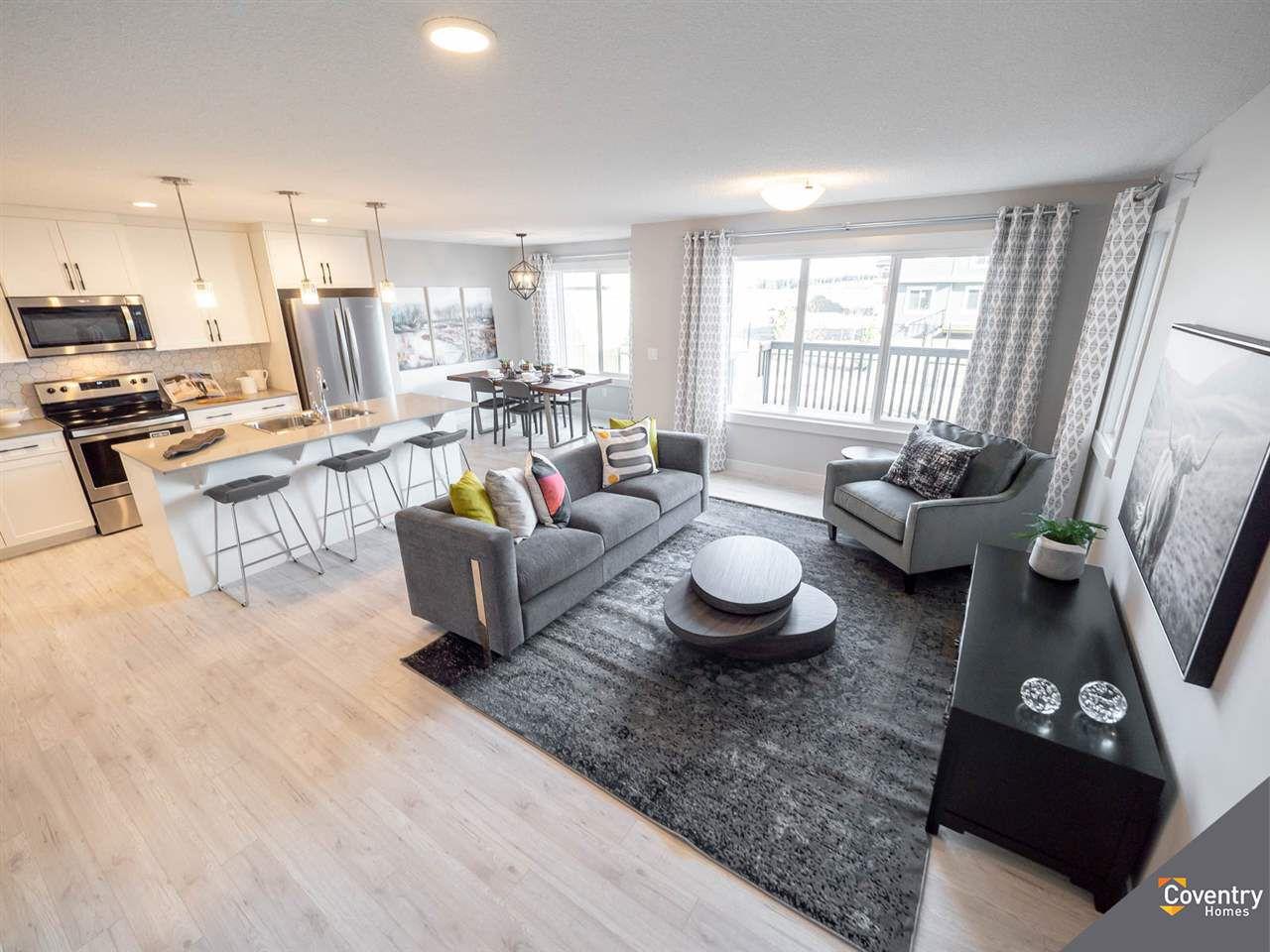 Main Photo: 256 Larch Crescent: Leduc House Half Duplex for sale : MLS®# E4152366