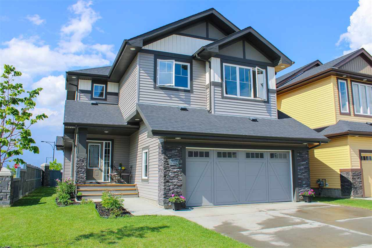 Main Photo: 7904 GETTY Place in Edmonton: Zone 58 House for sale : MLS®# E4162252