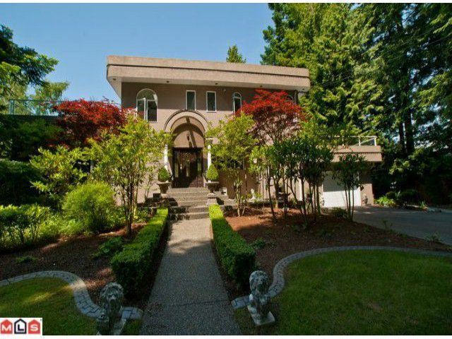 Main Photo: 13887 16TH Avenue in Surrey: Sunnyside Park Surrey House for sale (South Surrey White Rock)  : MLS®# F1110014