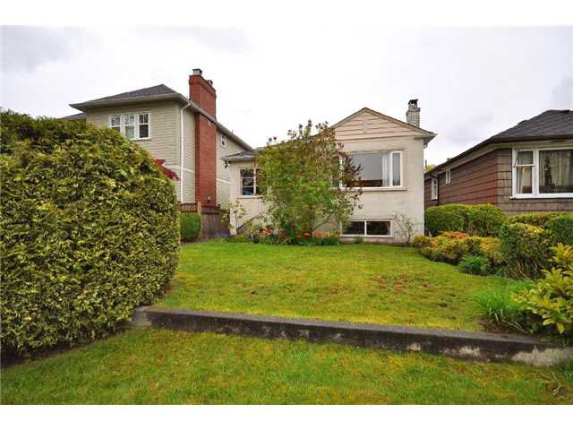 """Main Photo: 2969 W 40TH Avenue in Vancouver: Kerrisdale House for sale in """"Kerrisdale"""" (Vancouver West)  : MLS®# V887637"""