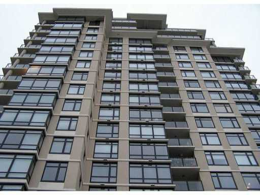 Main Photo: 1506 610 VICTORIA Street in New Westminster: Downtown NW Condo for sale : MLS®# V959742
