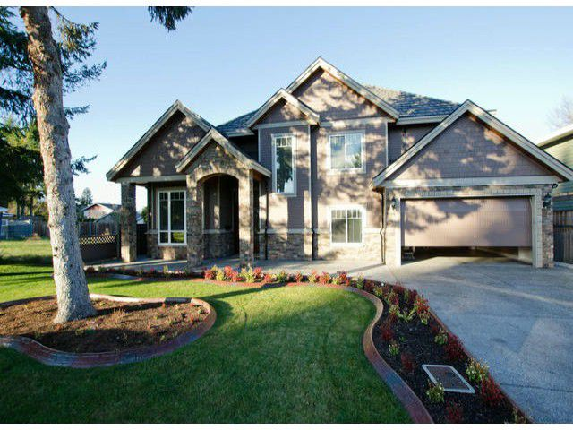 Main Photo: 15501  18TH AV in Surrey: King George Corridor House for sale (South Surrey White Rock)  : MLS®# F1106994