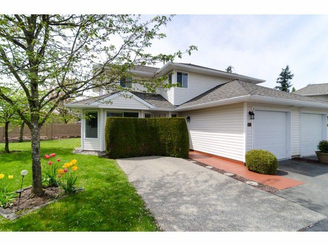 """Main Photo: 16 21928 48 Avenue in Langley: Murrayville Townhouse for sale in """"Murrayville Glen"""" : MLS®# F1410648"""