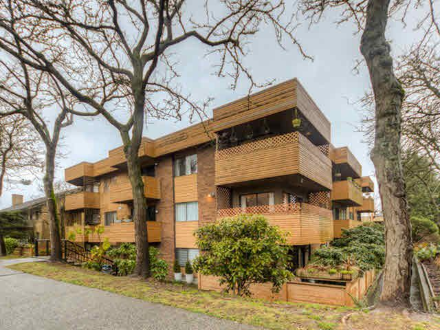 "Main Photo: 206 349 E 6TH Avenue in Vancouver: Mount Pleasant VE Condo for sale in ""LANDMARK HOUSE"" (Vancouver East)  : MLS®# V1095646"