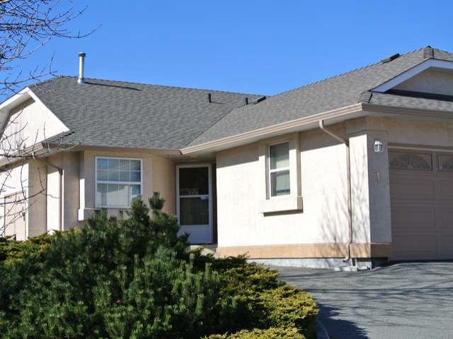 Main Photo: Photos: 1 1750 MCKINLEY Court in : Sahali Townhouse for sale (Kamloops)  : MLS®# 125907