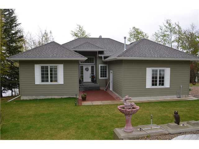 Main Photo: 13785 GOLF COURSE Road in Charlie Lake: Lakeshore House for sale (Fort St. John (Zone 60))  : MLS®# N244403